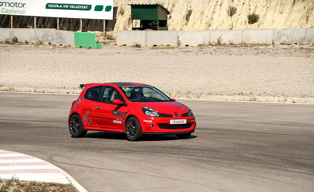 Renault Clio Sport experiencia de conducción