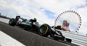 Rosberg Domina Gran Premio de Japón