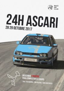 Ascari 24 hours