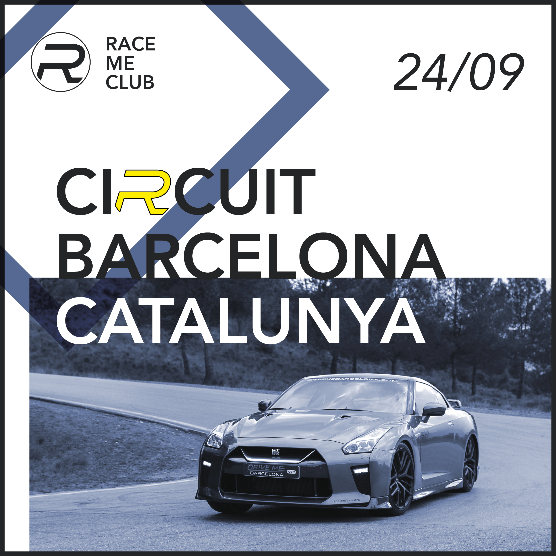 Circuito de Montmeló con RME Club
