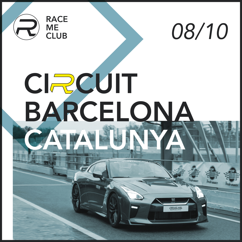 Circuito Montmelo : Circuito de montmeló nuevo evento race me club