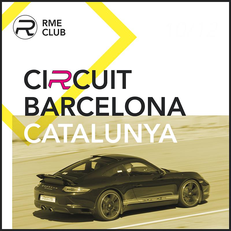 circuito barcelona catalunya evento trackday