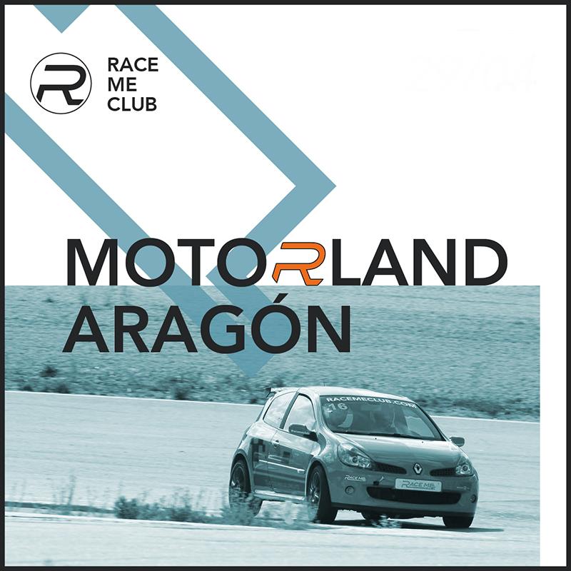 Trackday motorland Aragón