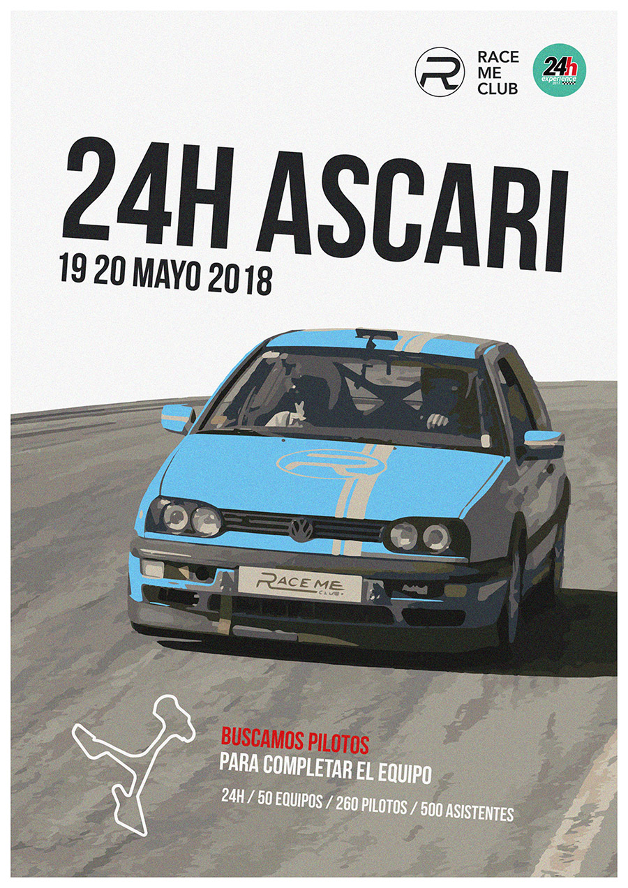 24 horas de Ascari
